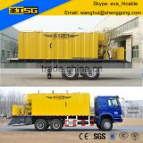10CBM Semi Trailer Micro Surfacing Paver, Trailer Micro Surfacing Truck, Without Chassis