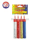 BIRTHDAY CAKE CANDLES FIREWORKS