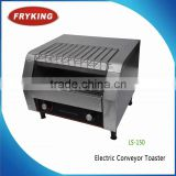 stainless steel bread toaster conveyor slice bread toaster machine