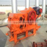 Crusher machinery for wood chips