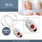 GOLD APOLLO - panic button elderly personal panic button alarm wearable panic button alarm system