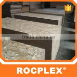 wooden construction 40mm osb plywood,25mm osb board stage floor, 20mm osb wall panel use
