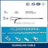 2016 newest overhead power line stainless steel cable end fittings