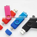 8g 16g 32g 64g double slider dual multifunctional wireless phone usb flash drive computer pendrives flash pen drive