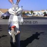2015 New Version Bugs Bunny Costume For Adult with S/M/L/XL/XXL