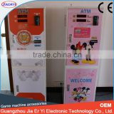 Token operated machines,vending change bills to coins token