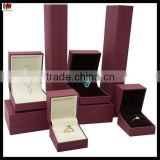 Wedding Favors Gifts Rectangle Jewellery Boxes Wholesale Luxury Custom New Design Jewelry Gift Box