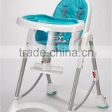 Kids plastic nursing chair multi-function baby highchairs
