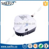 Sailflo Automatic Submersible Boat Bilge Water Pump 12v 750gph Auto with Float Switch-new