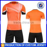 New cheap adult jersey custom group buying football suit youth team blank version custom uniforms