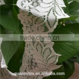 Big Flower Pattern Trimming Lace For Girls Dresses