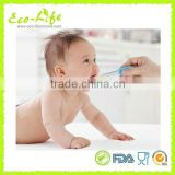 Babies Utensils Straw Silicone Gel Baby Infant Feeding Tablets Capsules Pill Medicine Dropper Feeder