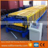 Roofing Sheet Double Layer Roll Forming Machine, double layer roof tile roller former machinery,