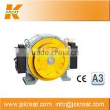 Elevator Parts|Traction System|KT41T-GTW7|Elevator Gearless Traction Machine