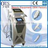 Exporter Beauty Salon Equipment Diode Laser E-light+IPL+RF Machine Wrinkle Removal 2013 Opt System Ipl Machine Made In Germany Wrinkle Removal
