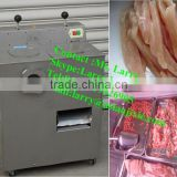 home meat cutting machine/chicken breast cutter