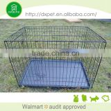 Widely use durable cheap price hot selling steel wire dog cage