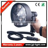 36w cree rechargeable Handheld Camping Hunting Fishing Super Light Spotlight