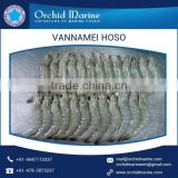 Hygienically Processed Amazing Quality Vannamei Shrimp for Hotel Use