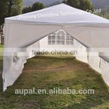Wholesale price commercial supermarket waterproof sun canopy tent