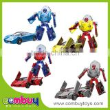 Best sale deformation game kids play alloy robot toys for adults