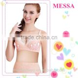 2016 Front button open high quality push up sexy nursing bra breast feeding maternity clothes made in China