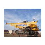 Cummins Engine Drived Hydraulic DTH Rock Drilling Equipment  for 40m Depth Quarry and Mining