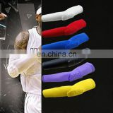 High quality sportswear sports arm sleeves dry fit for football elbow protection