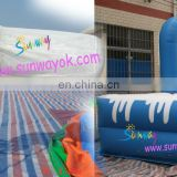 Bubble machine for sport inflatable products