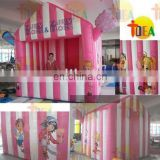 Inflatable booth,inflatable shop bar tent T006