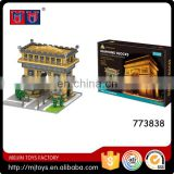 1626pcs building block for Triumphal Arch diamond block for sale