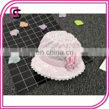 Trendy new design cute baby hats soft fashion baby hats for little princess