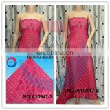 fushia pink african guipure lace fabric French chemical lace high quality for wedding lace