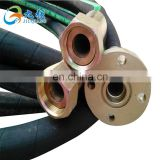 "1/2 inch 1"" high pressure wire braided mechanical equipment oil rubber hose hydraulic hose"
