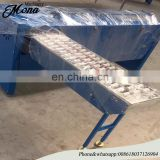 fresh egg grader_Two -row chicken egg grading separating classification machine_automatic egg sorting machine