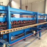 floor decking metal sheet roll forming machine with roll station diameter bigger