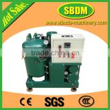 China KXD Multiple Three-dimension Flash Steaming Technology Used Transformer Oil Filter Machine