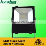 Wholesale Dimmable 19290lm 200W SMD LED Flood Light with DLC