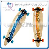 MINI QUTE Outdoor Fun & Sports 2 color plastic professional funny kids boys children gift skateboard educational toy NO.WME05183