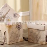 birthday gift box paper box packaging box supplier full printed colorful box