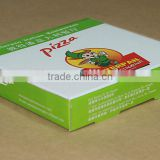 full color bulk pizza boxes wholesale, OEM pizza food packing box
