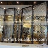 Types Of Design Decorative Movable Folding Partition Walls