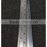 Aluminum Carpet Edge Strip Low Price High Price With Gold And Silver carpet to carpet transition strips