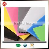 "4""*8""corrugated pp sheet coroplast pp sheet plastic sheet made in china online shoping for USA"
