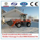 new product wheel loader dvd loader kanghong brand ZL16F