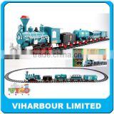 Popular battery operated toy ABS train track toy