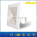 Ceiling mounted tubular ventilation fan/exhaust 220v 50Hz