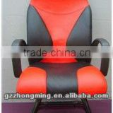 Modern Leather Swivel Office Chair/Manager Chair/Executive Chair Without Wheels BY-424