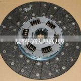 430 Truck Chassis Spare parts Auto clutch disc for HOWO/Hino