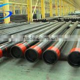 Supplying API casing pipe J55, K55, N80,P110 oil and gas casing pipe